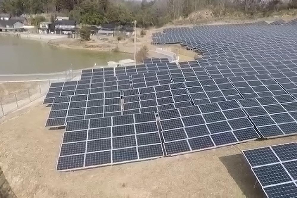 Proyecto Japón Ikegahara 1MWp