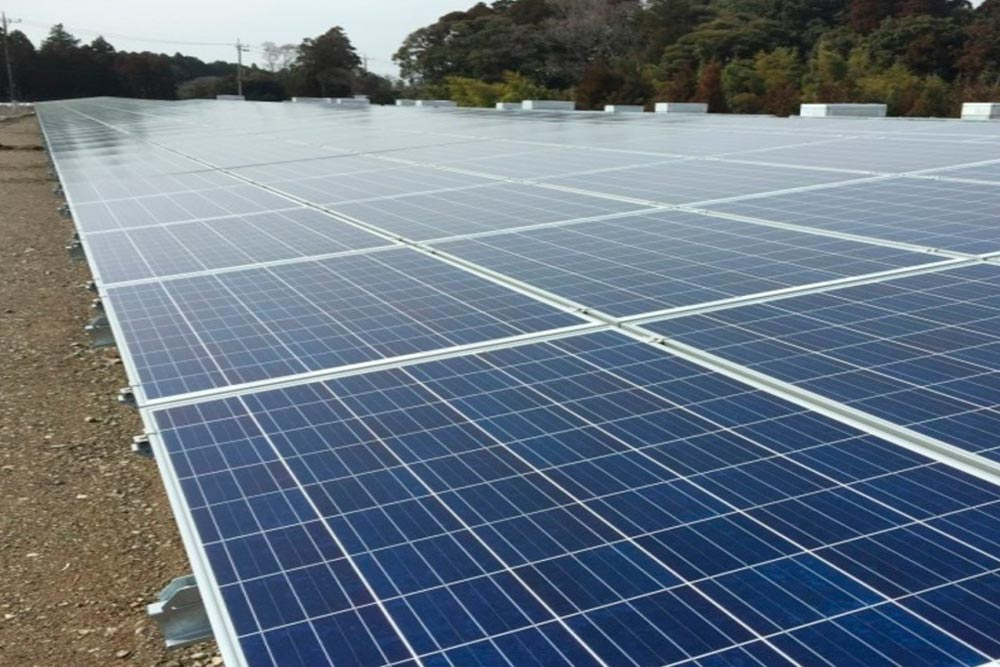 Proyecto Japón Tako 1,2MWp