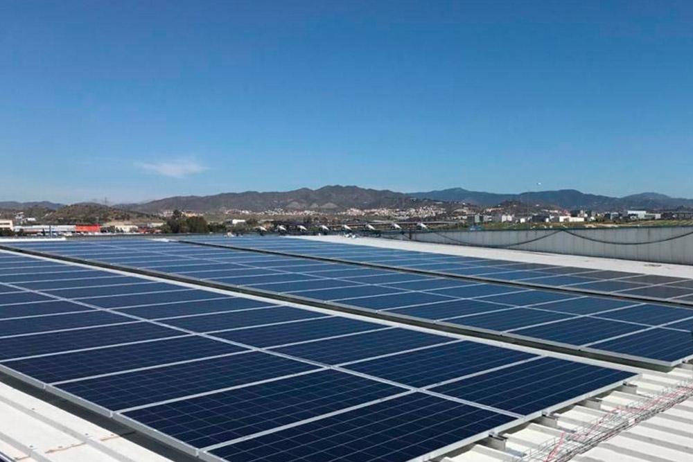 Proyecto para Primor en Málaga España 200kWp