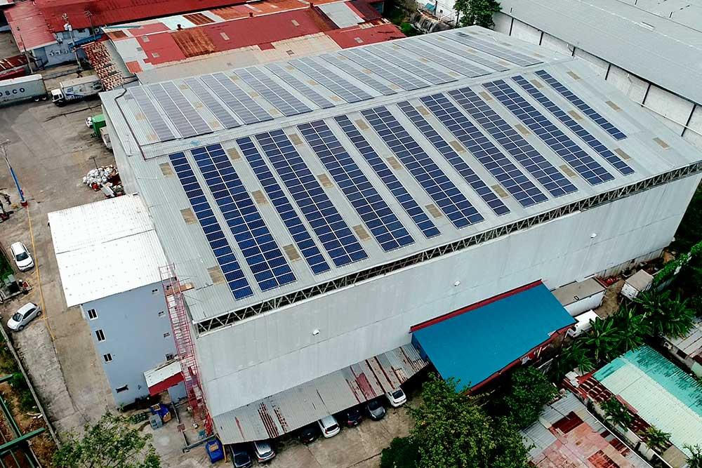 Proyecto para Romocia en Panamá 236kWp