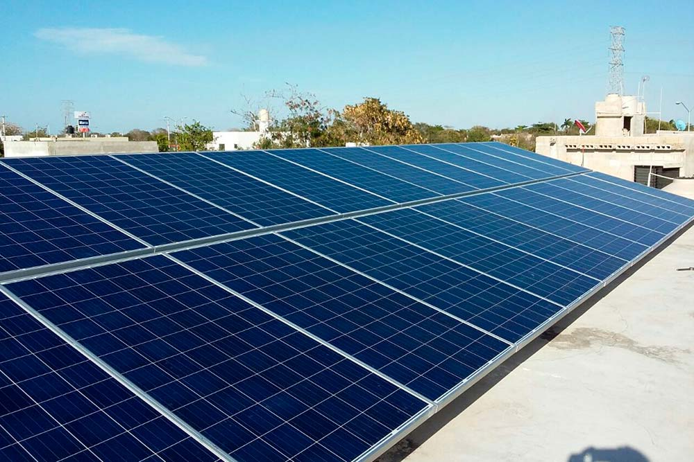 Proyecto Superwillys en Mexico 22kWp