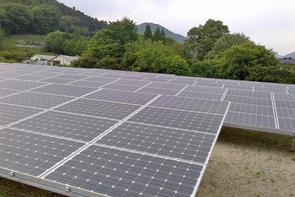 Proyecto en Sano 1,7MWp Japon